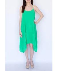 Winnie pleated dress medium 228158