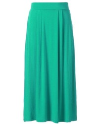 Pleated maxi skirt medium 322071