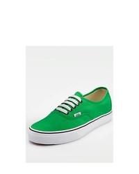 Green plimsolls original 2039829