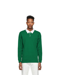 Norse Projects Green Ruben Polo