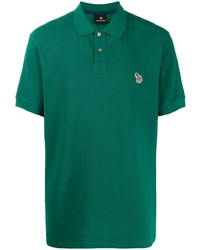 PS Paul Smith Embroidered Logo Polo Shirt
