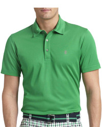 Izod Golf Solid Pieced Polo