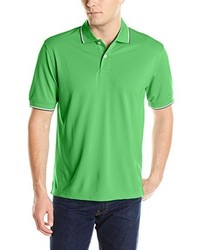 Izod Pique Tipped Collar Polo
