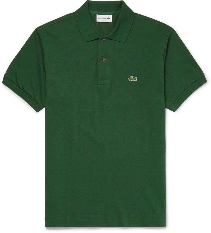 4b1c54a3f3 ... Lacoste Lacoste Cotton-Piqué Polo Shirt