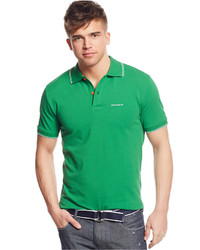 Armani Jeans Slim Fit Tipped Polo