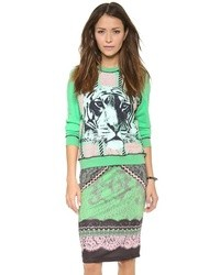 Tiger sweatshirt medium 24130