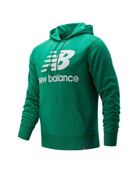 New Balance Essentials Logo Graphic Hoodie