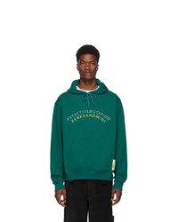 Perks And Mini Green Arch Over Hoodie