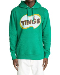 LE TINGS Milo Graphic Hoodie