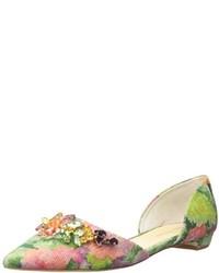 Ivanka Trump Trika Ballet Flat