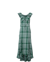 Crinkle plaid dress medium 7694554