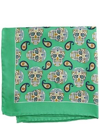 Van buren skull pocket square medium 174081
