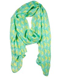 Printed village ba nanas scarf medium 269961