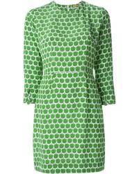 Peter Jensen Apple Print Dress