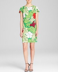 Moschino Cheap & Chic Moschino Cheap And Chic Dress Tropical Print