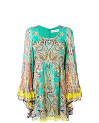 Etro Paisley Print Dress