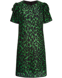 Marc Jacobs Printed Silk Dress