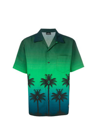 Marcelo Burlon County of Milan Palms Shirt