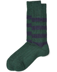 Church's Churchs Printed Socks With Cashmere