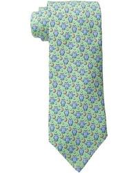 Vineyard Vines Night Owl Printed Tie
