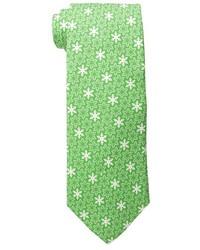 Vineyard Vines Printed Tie Snowflake