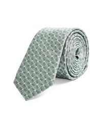 Topman Shell Pattern Tie