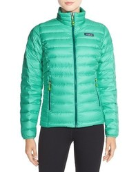 Green puffer jacket original 4181664