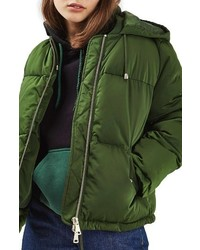 Topshop Matilda Puffer Jacket