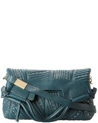 Foley corinna quilted mid city handbag medium 20062