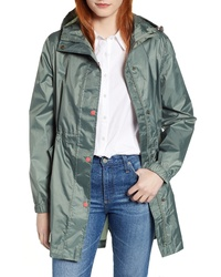 Joules Right As Rain Golightly Packable Waterproof Hooded Jacket