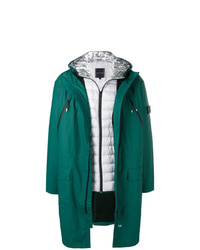 Tommy Hilfiger Sleeve Patch Raincoat