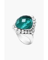 Maya stone ring medium 121024