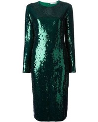 Givenchy Sequin Embellished Gown
