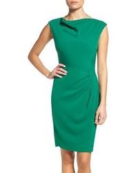Ruched sheath dress medium 1151273