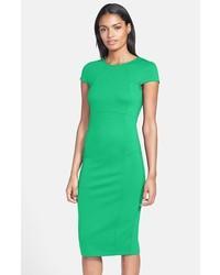 Seamed pencil dress medium 357222