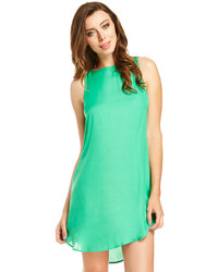 BB Dakota Dahlin Dress In Green S M
