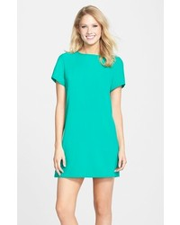 Nordstrom Felicity Coco Crepe Shift Dress