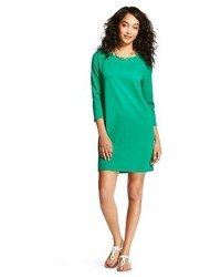 Merona Ponte Shift Dress Tm