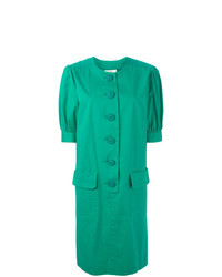 Yves Saint Laurent Vintage Round Neck Dress