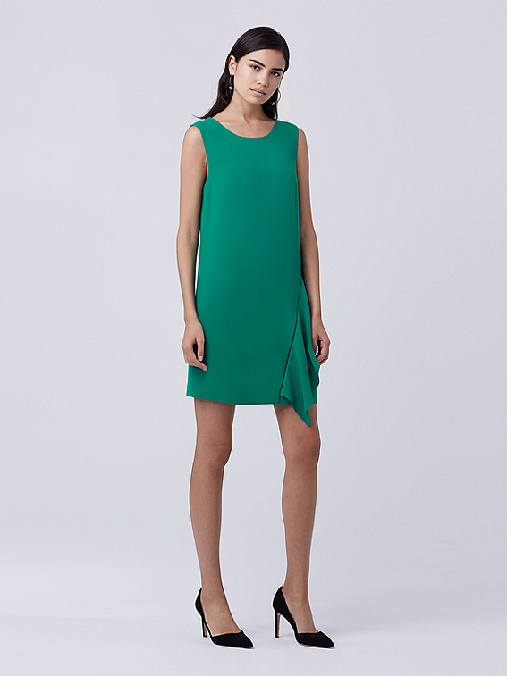 Diane von Furstenberg Wylda Shift Dress