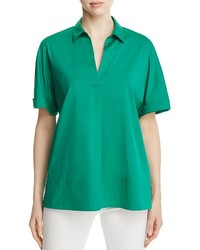 Damon short sleeve blouse medium 6837651