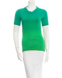 Burberry Prorsum Silk Sweater