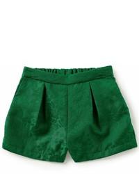 Gb Girls Big Girls 7 16 Floral Jacquard Shorts