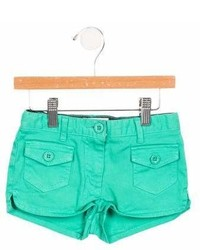 Stella McCartney Girls Denim Mini Shorts