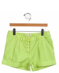 Il Gufo Girls Mini Shorts
