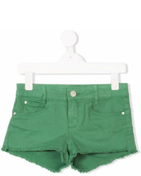 Liu Jo Kids Frayed Hem Shorts
