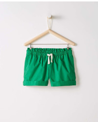 Hanna Andersson Paper Bag Waist Shorts