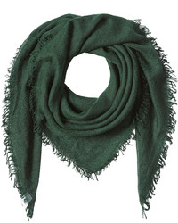 Cashmere silk fringed scarf medium 764160