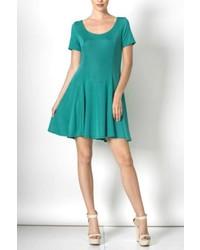 Inance Mini Flare Dress