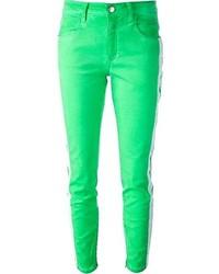 Green skinny jeans original 3874202